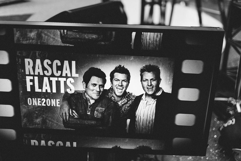 Rascal Flatts One2One Interview CMT