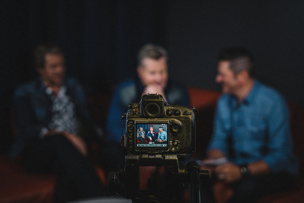 Rascal Flatts Interview CMT Photographer