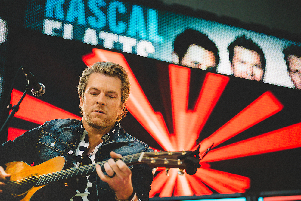 rascal Flatts Guitar Country Music CMT Photography