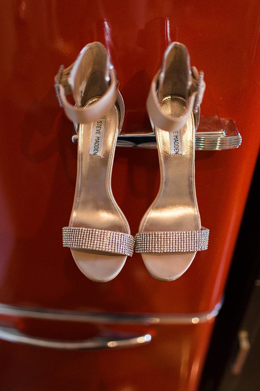 Shoe details from Toronto Wedding Photographer 3B Photography