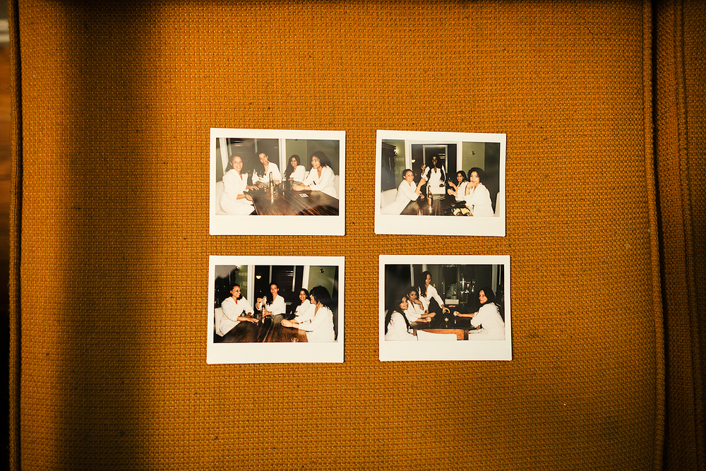 Polaroids from vintage Toronto GTA Wedding - Photography by Brian Batista Bettencourt