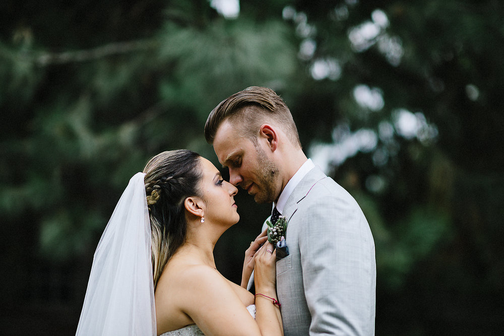 Toronto Ontario wedding photographer 3B Photography at Black Creek Pioneer Village portrait of married couple captured beautifully