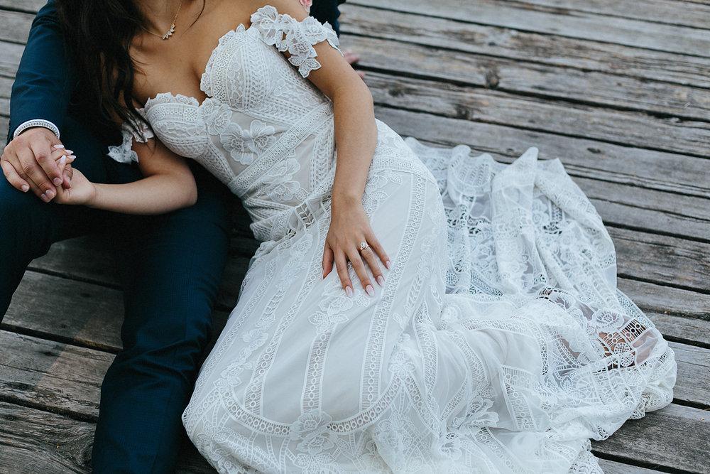 Toronto-Wedding-Photography-Muskoka-Wedding-Lakeside-Forest-Theme-Boho-Bride-JuneBug-Weddings-alternative-artistic-documentary-wedding-photographer-portraits-bride-and-groom-boathouse-models-loversland-bridal.jpg