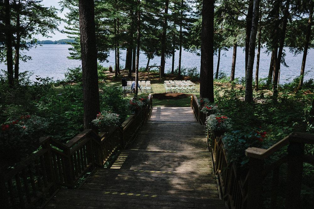 Muskoka-Cottage-Wedding-Photography-Photographer_Photojournalistic-Documentary-Wedding-Photography_Vintage-Bride-Lovers-Land-Dress_Nature_Sherwood-Inn-Lake-Weddingjpg.jpg