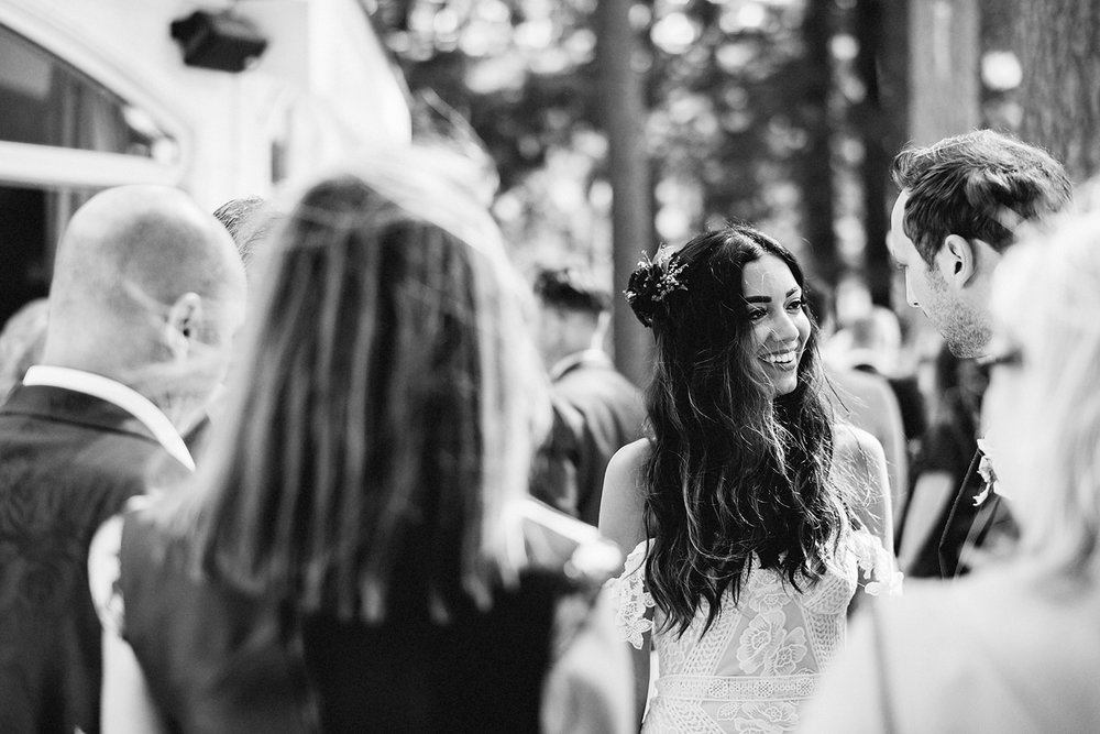 Muskoka-Cottage-Wedding-Photography-Photographer_Photojournalistic-Documentary-Wedding-Photography_Vintage-Bride-Lovers-Land-Dress_Rue-Des-Seins_Dress-Details-Candid-Bride-Sunset.jpg