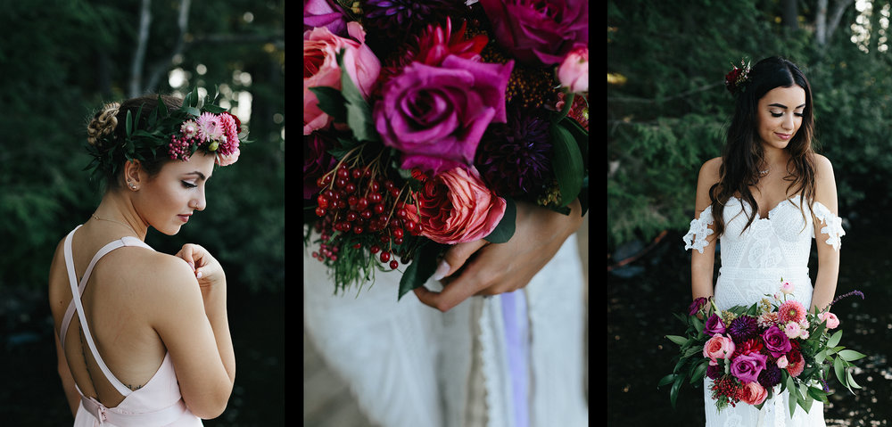 spread-muskoka-cottage-wedding-dress-loversland-3b-photography-best-candid-documentary-wedding-photography-moody-dramatic-romantic-intimate-elopement-bridesmaids-flower-crown-inspiration-florist-models2-bouquests.jpg