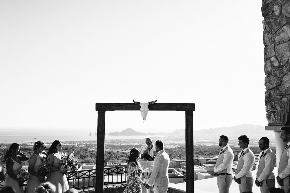 cabo-san-lucas-wedding-travelling-destination-wedding-photographer-toronto-wedding-photographers-3b-photography-hipster-trendy-documentary-style-mexico-wedding-ceremony-bride-and-groom-vows-ocean-view-cabo-ventanas-private-residence-bw.jpg