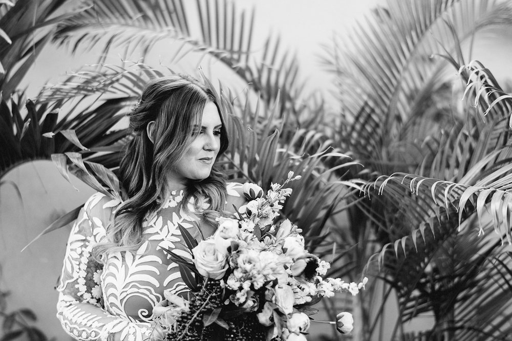 destination-wedding-cabo-san-lucas-ventanas-private-residence-alternative-toronto-wedding-photographer-bride-getting-ready-tattooed-bridal-portrait-rue-de-seine-gown-inspiration-bw-palm-trees.jpg