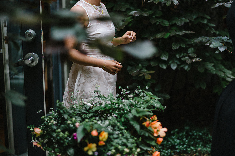 Best-Toronto-Wedding-Photographers_High-Park-Wedding_The-Lodge-Wedding_George-Restaurant-Reception_Analog-Film_Intimate-Candid-Photography_Guests-Detail_Outdoor-Summer-Wedding-Toronto_Casual-Bride-Wedding-Dress-Detail.jpg
