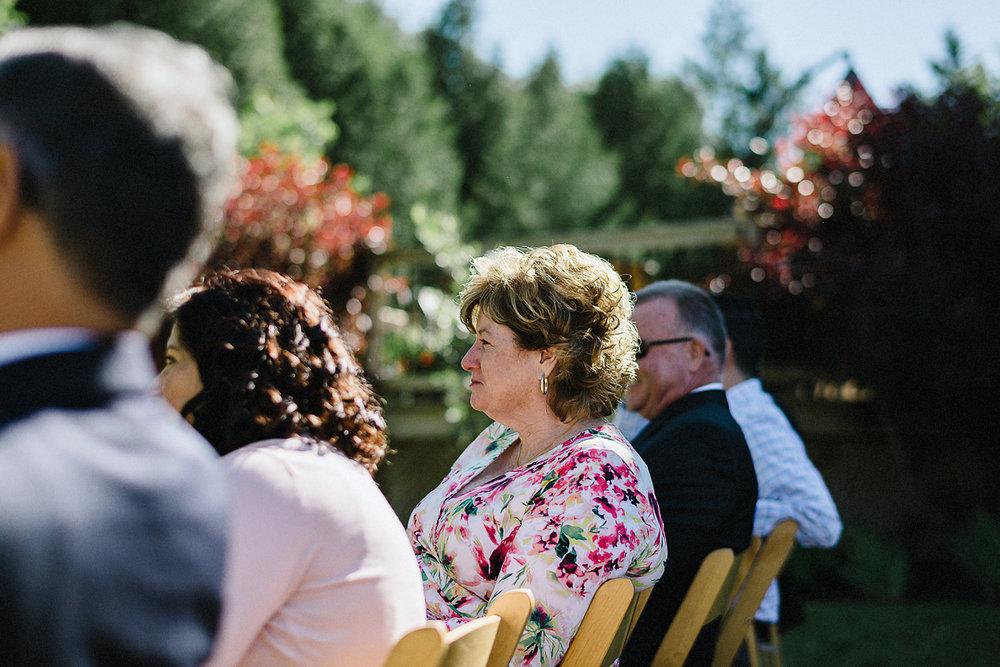 Best-Documentary-photojournalistic-wedding-photographers-Toronto-Ontario-Canada-Rural-Country-House-Backyard-Wedding-Ceremony-Vintage-Couple-Aesthetic-Mother-of-Bride-reaction.jpg