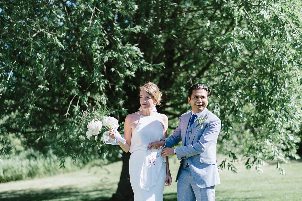 baby-Best-Documentary-photojournalistic-wedding-photographers-Toronto-Ontario-Canada-Rural-Country-House-Backyard-Wedding-Ceremony-Vintage-aesthetic-bride-and-groom-saying-vows-bw.jpg