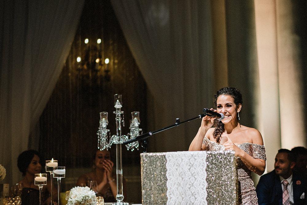 Maid-of-Honour-Speech-Liberty-Grand-Vintage-Intimate-Wedding-Best-Toronto-Wedding-Photographers.jpg