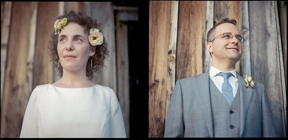 48-downtown-toronto-wedding-fat-pasha-torontos-best-wedding-photographer-3b-photography-film-photographer-analog-photography-outdoor-patio-cocktail-hour-portraits-of-bride-and-groom-in-entrance-golden-hour-vintage-bridal-portrait-jewelry.jpg