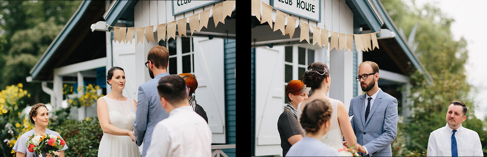 5-Toronto-Island-Wedding-Toronto-Best-Film-Wedding-Photographers-3b-photography-analog-photography-wards-island-clubhouse-junebug-weddings-vintage-venue-reception-candid-documentary-bride-and-groom-vows-groom-emotional-speech.jpg