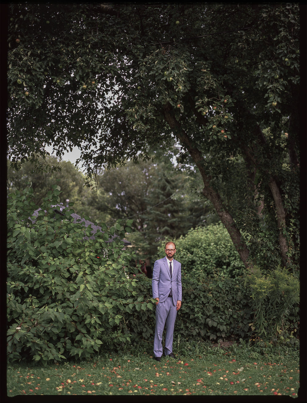 Best-Analog-Medium-format-film-wedding-photographers-Toronto-Elopement-photography-Toronto-Island-Cafe-Summer-Wedding-Portra-160-Medium-Format-Portrait-of-Groom.jpg