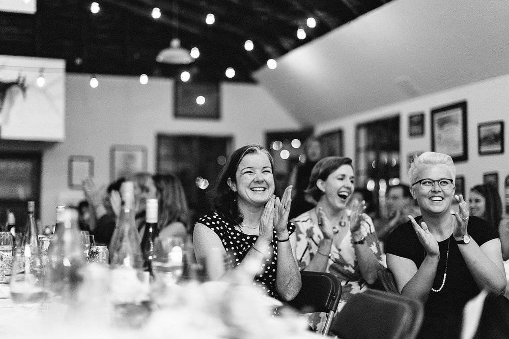 Best-Wedding-Photographers-Toronto-with-documentary-style-photojournalistic-wedding-photographer-editorial-cool-hip-timeless-Intimate-Toronto-Island-Cafe-Clubhouse-Wedding-Vintage-Wedding-Venues-Toronto-Guest-CANDID-reaction.jpg