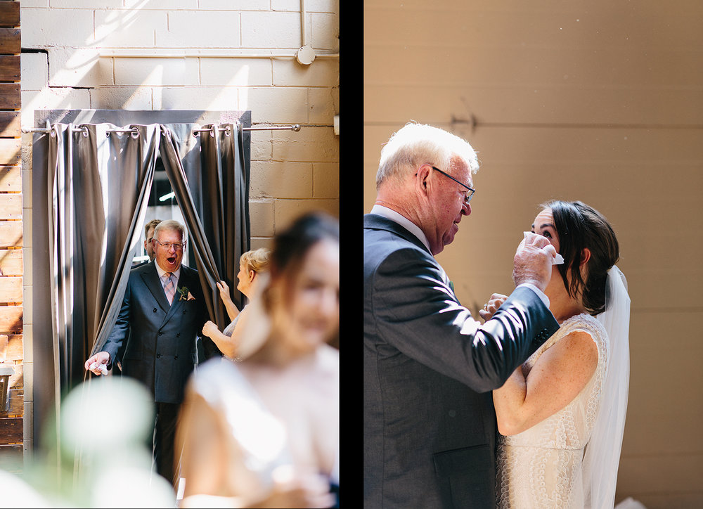 6-Best-Venues-in-Toronto-Airship-37-Berkley-Events-Urban-Boho-Trendy-Cool-Hipster-Event-Space-Toronto-Wedding-Photographers-3B-Photography-bride-getting-ready-vintage-lace-wedding-dress-details-candid-moments-first-look-with-dad-cute.jpg