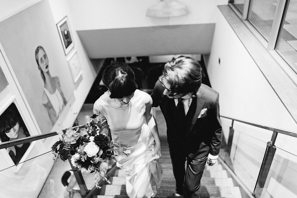 walking-up-couples-portraits-at-the-drake-hotel-bar-bouquet-by-coriander-girl-moody-romantic-intimate-inspiration-Toronto-Elopement-at-the-Drake-Hotel-pop-up-Torontos-Best-wedding-photographers-elopement-inspiration.jpg