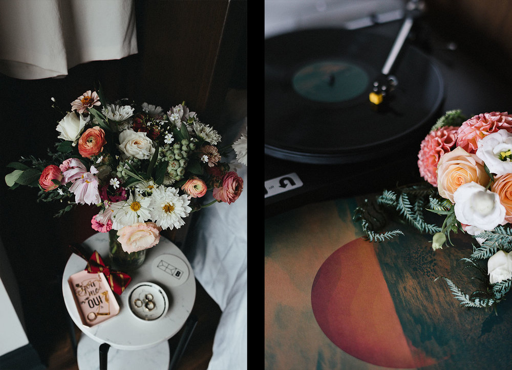 12-spred-529-Best-Wedding-Photography-Toronto-Ontario-Canada-Photojournalistic-Wedding-DEtails-Record-Player-Bouquet.jpg