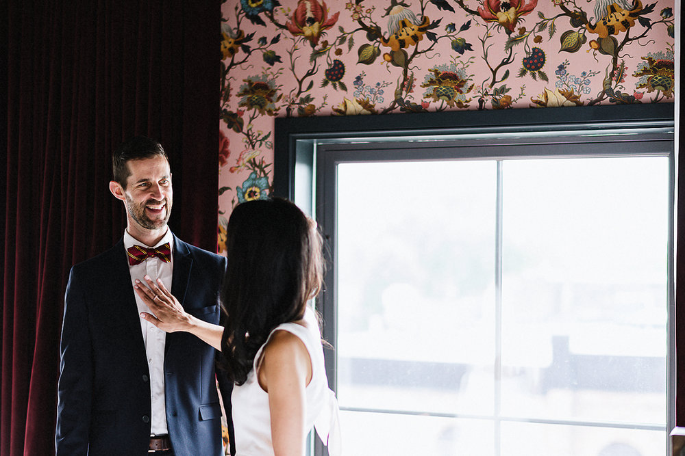 28-521-Best-Wedding-Photography-Toronto-Ontario-Canada-Photojournalistic-Genuine-Candid-Moments-Fine-Art-Vintage-Wedding-Photographers-Bride-and-Groom-getting-ready-together-first-look.jpg