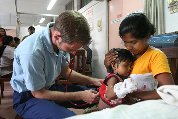 Sri Lanka Volunteer 2