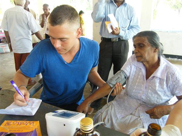 Sri Lanka Volunteer 3