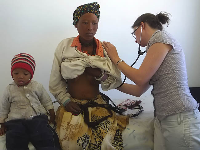 Namibia Volunteer 1