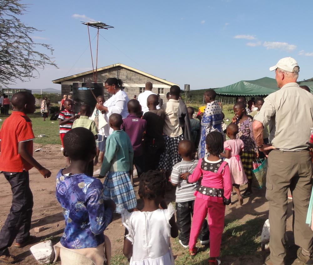 Namibia Volunteer 2