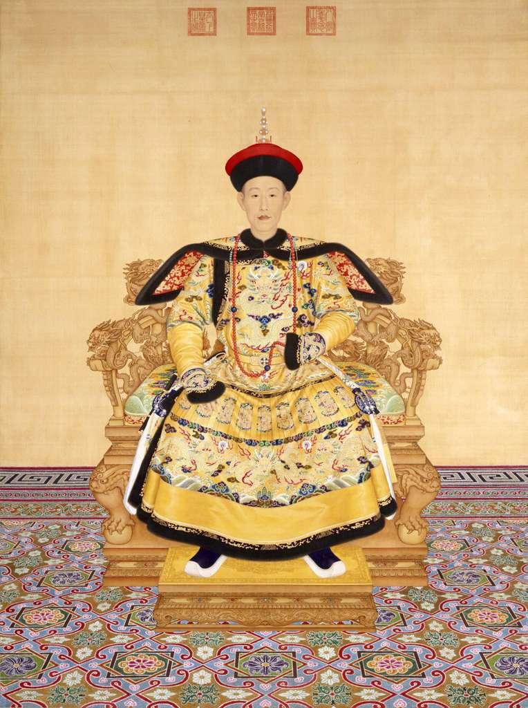 Qianlong Emperor  乾隆帝  25 September 1711 – 7 February 1799