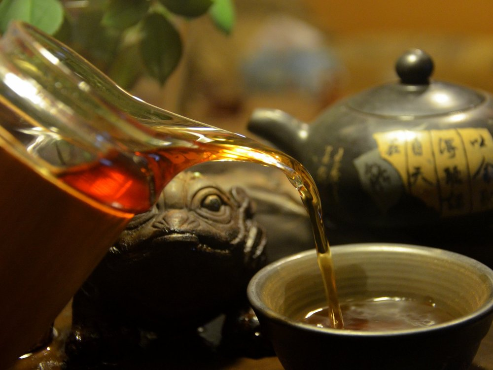 How Ripe Shu Pu-erh Tea tastes?