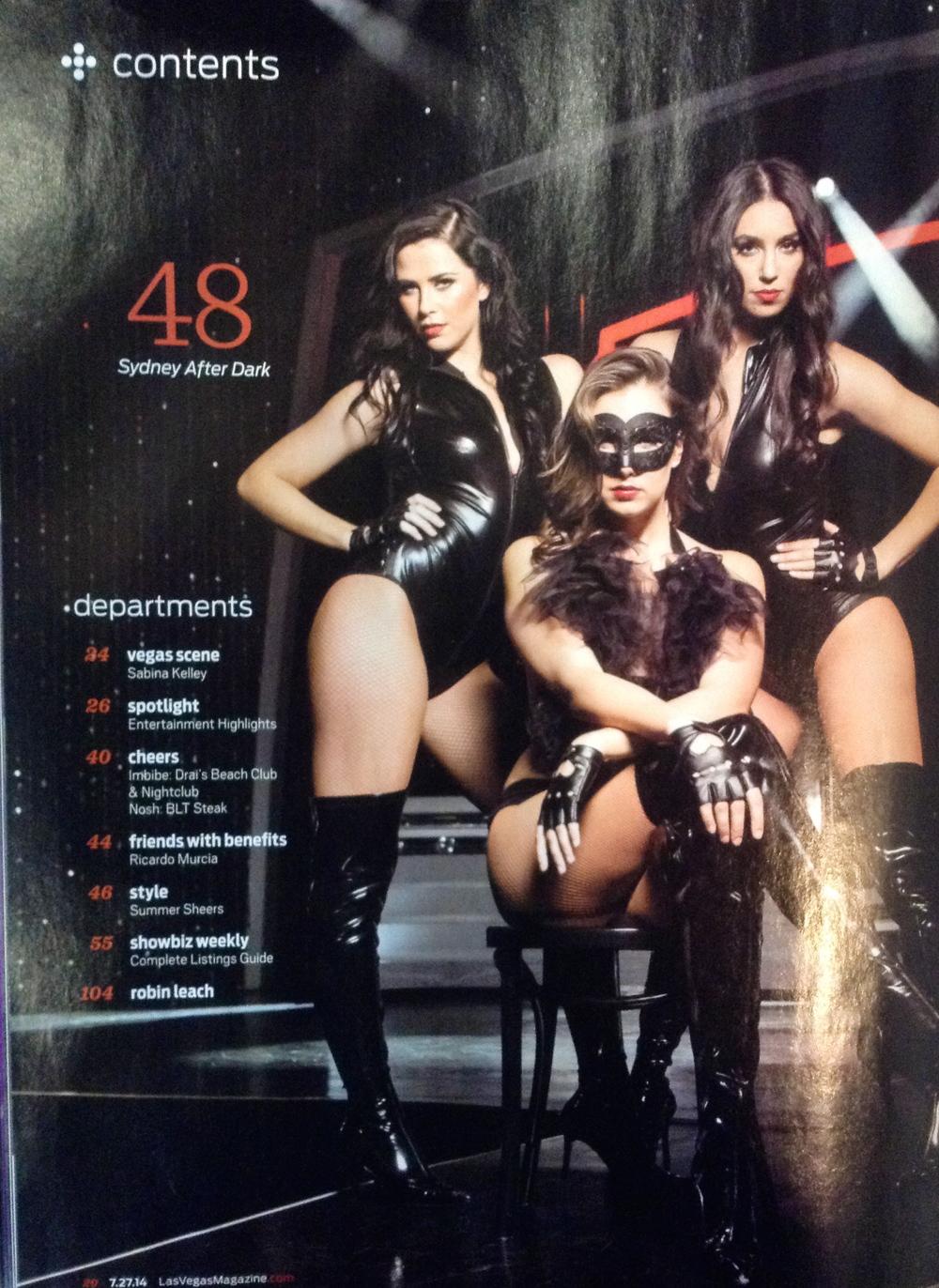 'Las Vegas Magazine'