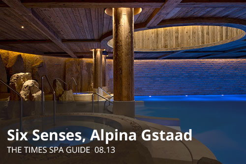 Six Senses, Alpina Gstaad | The Times Spa Guide