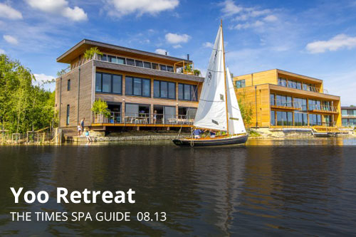 Yoo Retreat | The Times Spa Guide