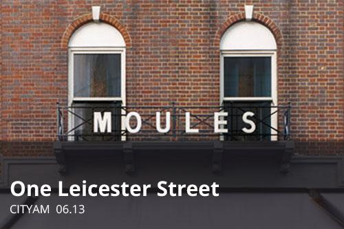 One Leicester Street | CityAM