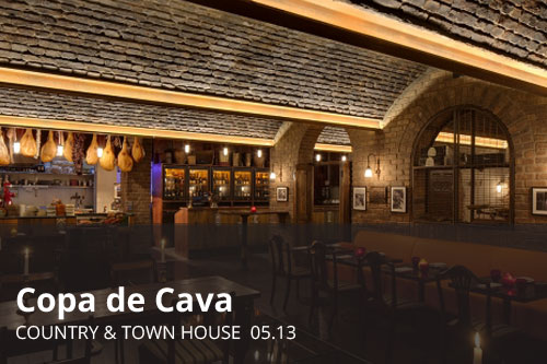 Copa de Cava | Country & Town House