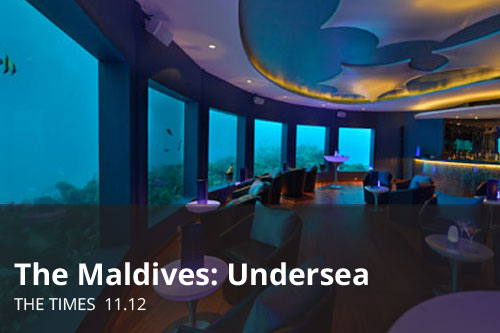The Maldives: Undersea | The Times