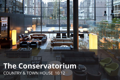 The Conservatorium | Country & Town House
