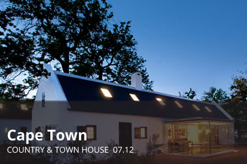 Cape Town | Country & Town House