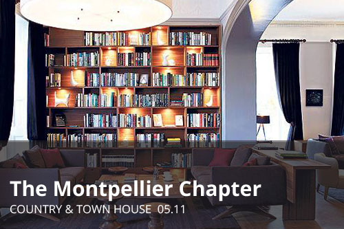 The Montpellier Chapter  | Country & Town House