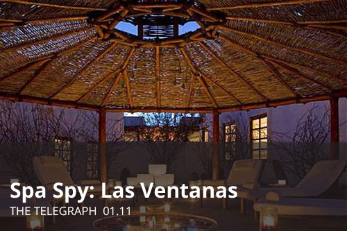 Spa Spy: Las Ventanas | The Telegraph