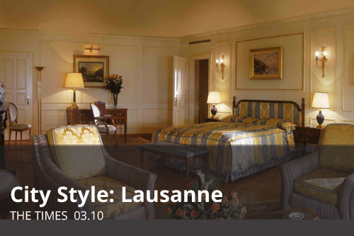 CityStyle: Lausanne | The Times