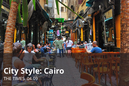 City Style: Cairo | The Times