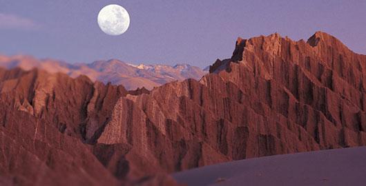 Explora Atacama's desert setting