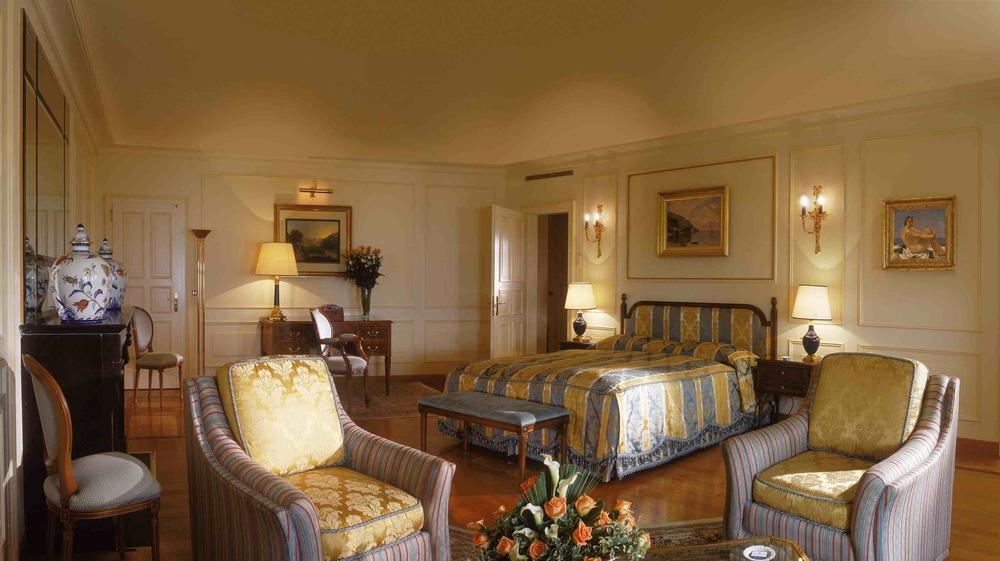 Junior suite, Beau-Rivage Palace