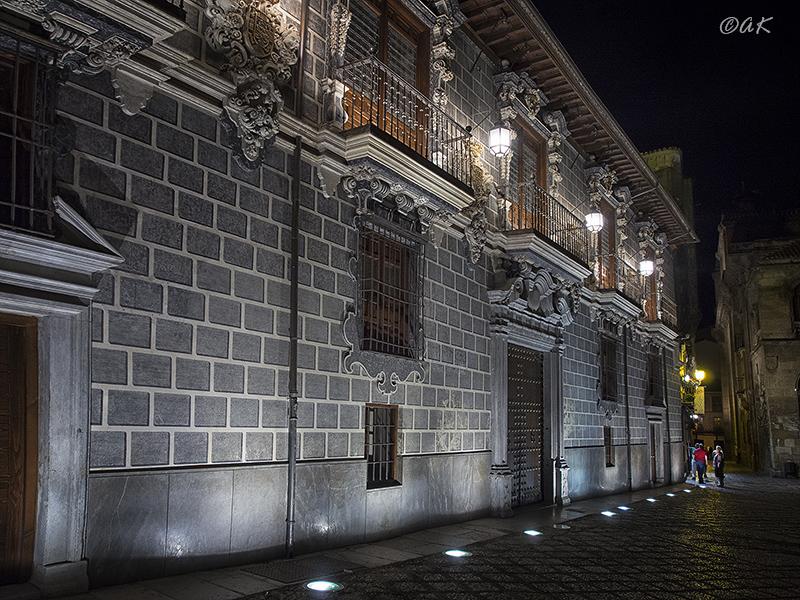 Inner cityr of Malaga