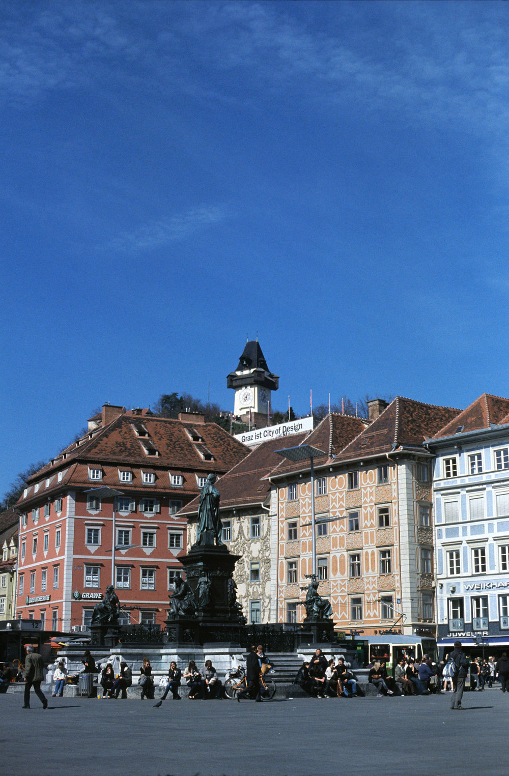 graz main square