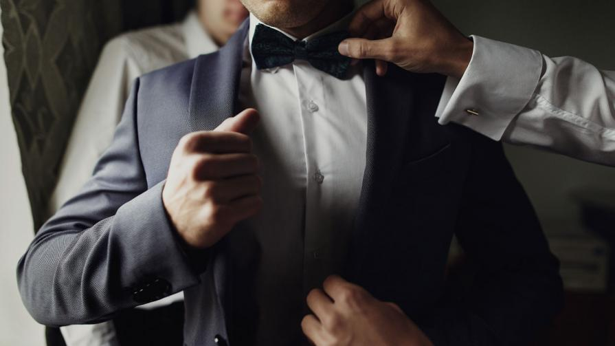 The 'Men's Fitness' wedding survival guide - So you're always fretting over the perfect gift, getting the dress code right (without looking like a schmuck), and nailing down proper etiquette? Relax: So is every other guy on the planet.