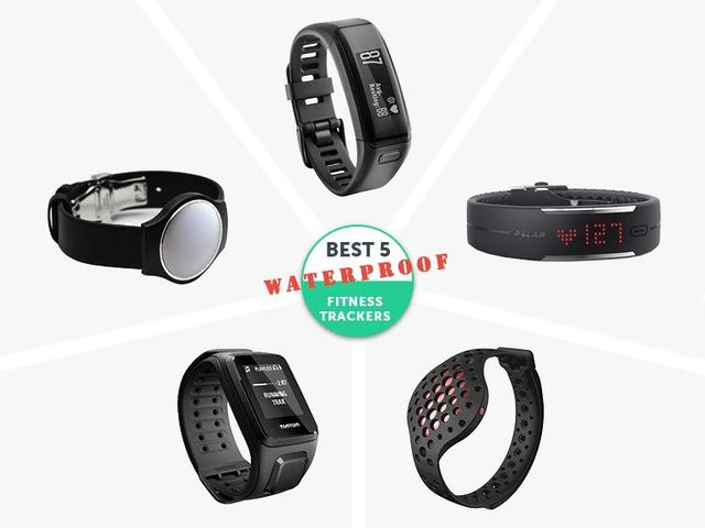 The 5 best waterproof activity trackers - You'd think most activity trackers would be waterproof -- but you'd be wrong.