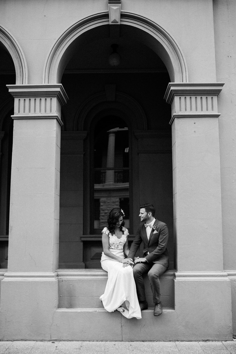 Sheyda+Ian - Fremantle Wedding