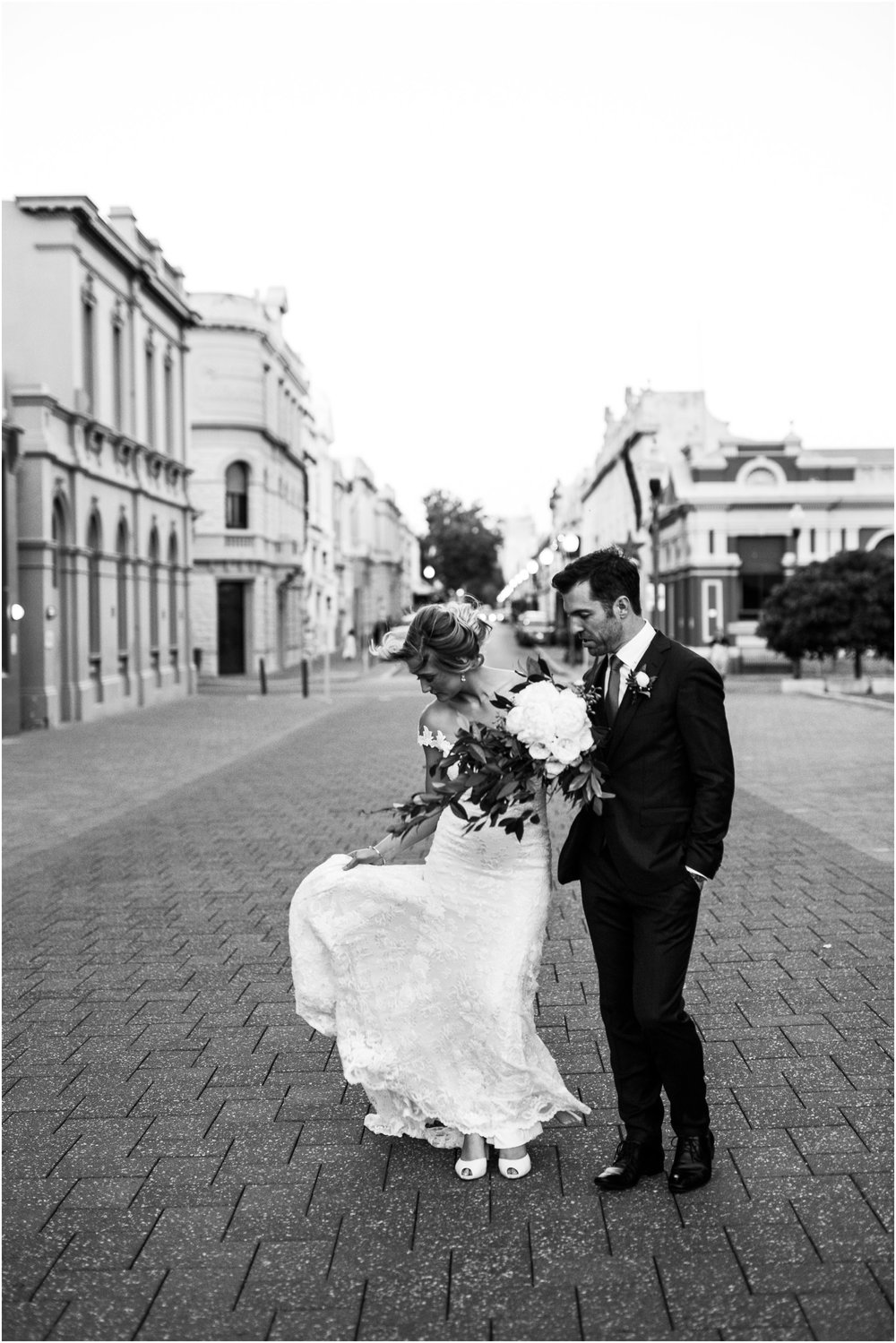 Matt+Bec - PSAS wedding Fremantle